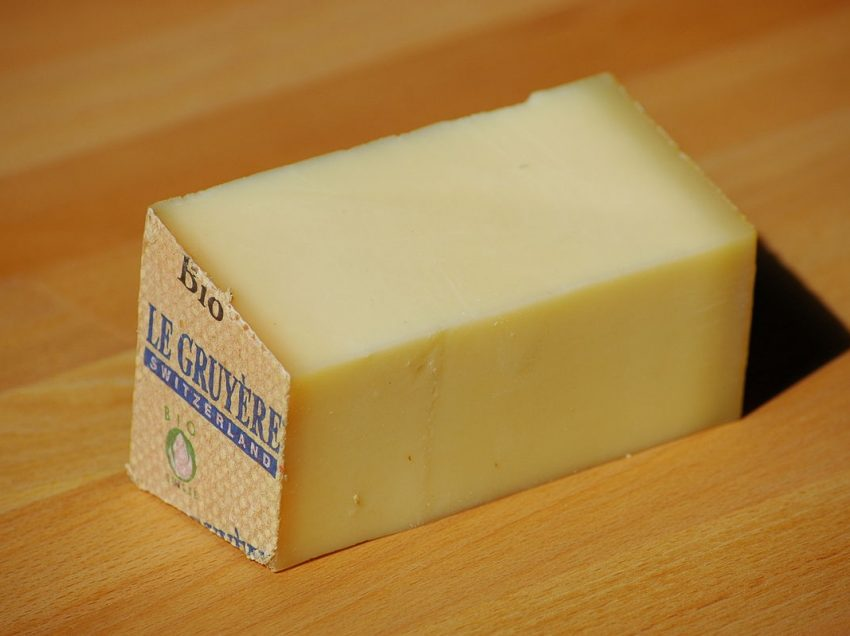 Super Health Benefits of Gruyere Cheese – Nutrition Facts