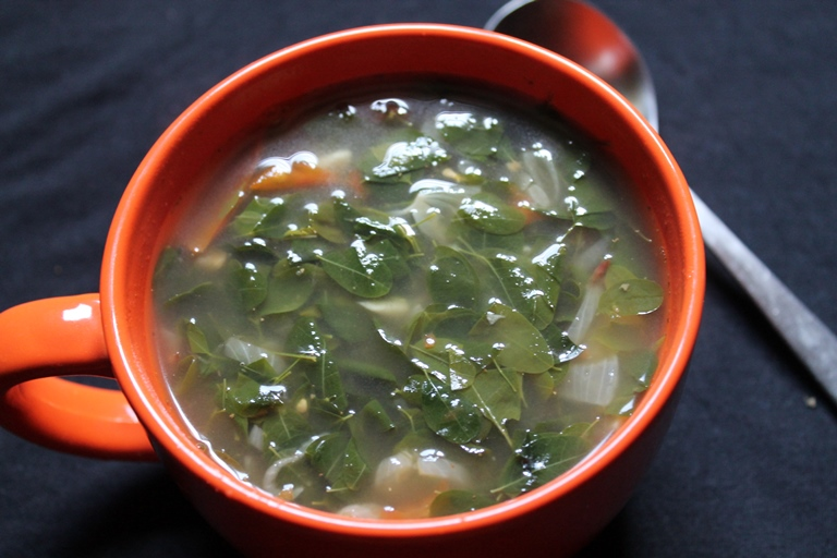 Health Benefits of Murungai Keerai Soup – Healthy Tasty Dish
