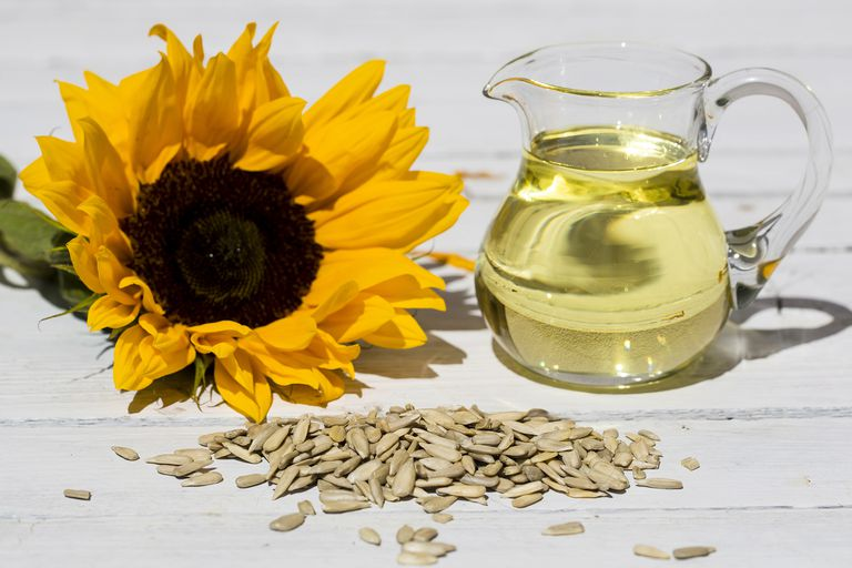10 Secret Sunflower Oil Benefits For Hair Health and Beauty Treatment