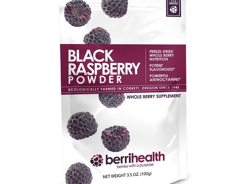 12 Super Benefits of Black Raspberry Powder for Cancer Treatments