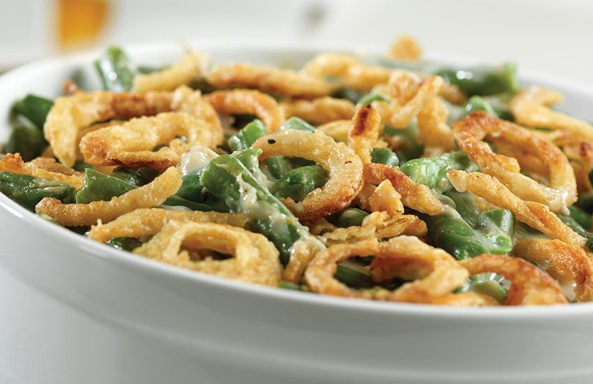 Health Benefits of Green Bean Casserole – Nutrition Facts and Uses