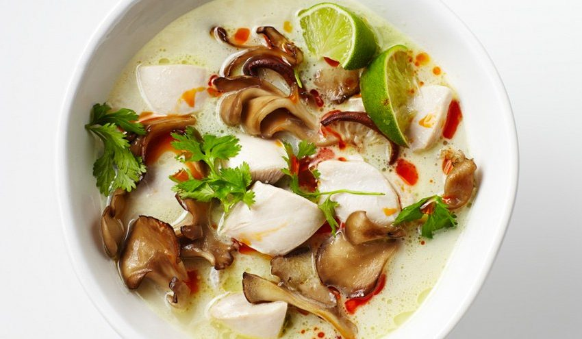 Delicious Health Benefits of Tom Kha Soup – Healthy Thai Dish