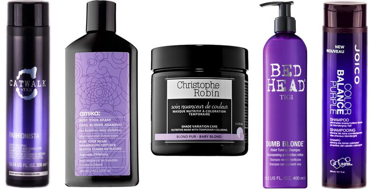 Benefits of Purple Shampoo for Hair Health #Beauty Tricks
