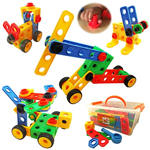 Top Benefits of Playing with Construction Toys – Building Skill for Children