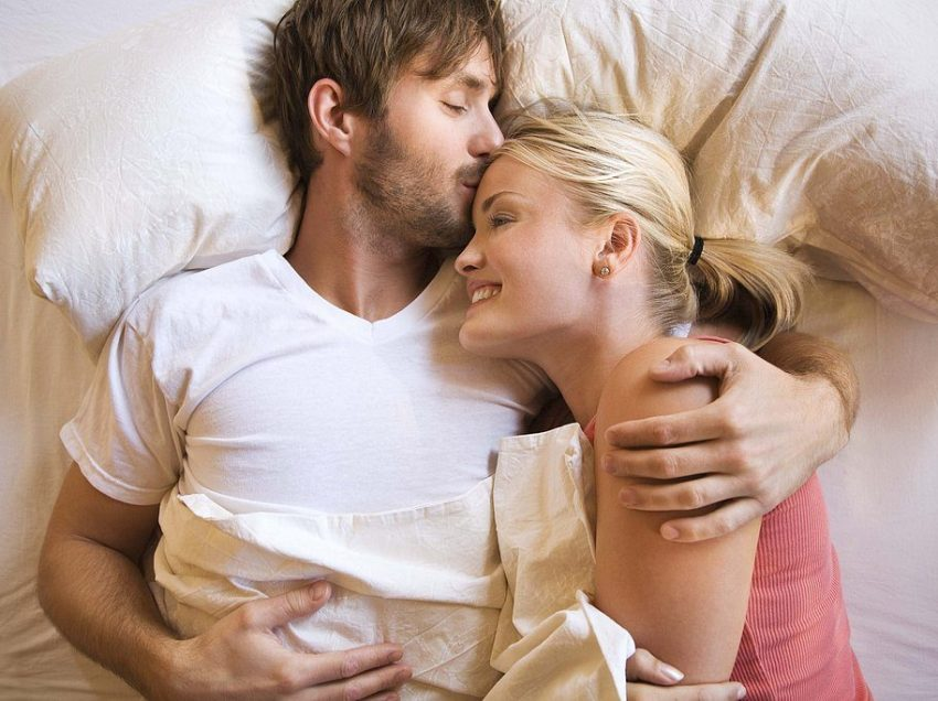 Have Fun and Enjoy the Health Benefits of Making Love Everyday