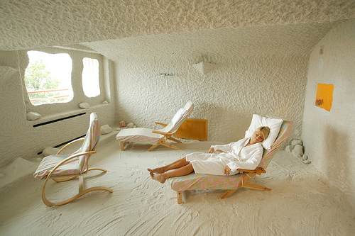 Potential Benefits of Salt Therapy for Eczema Treatment