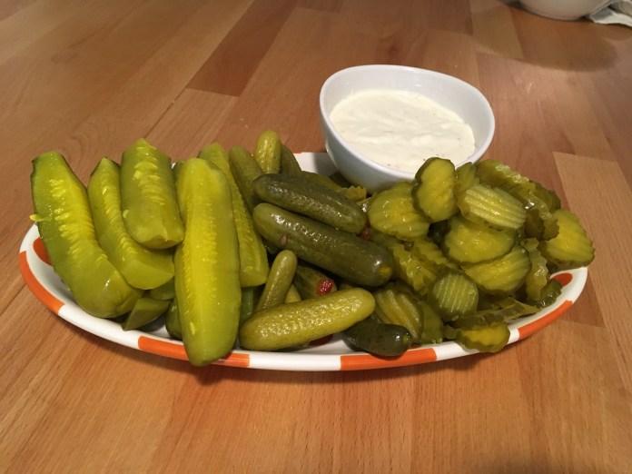 pickles on keto diet