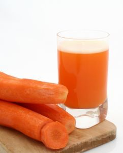 carrot juice for breast cancer