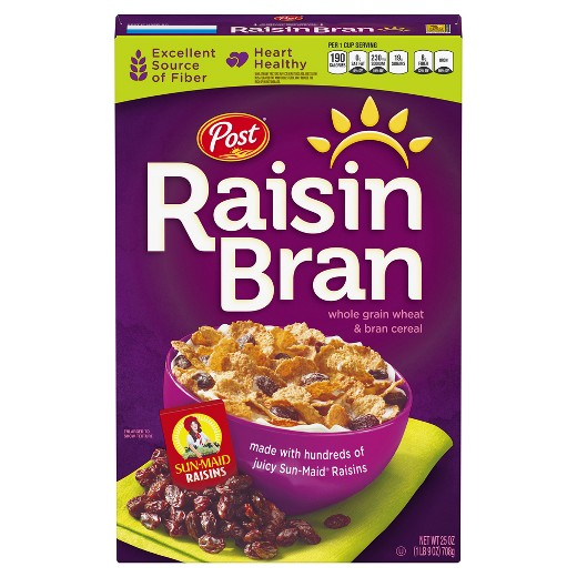 10 Health Benefits of Eating Raisin Bran Cereal for Breakfast Every Morning