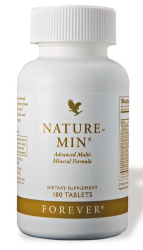 Health Benefits of Forever Nature Min, For Your Minerals Intake