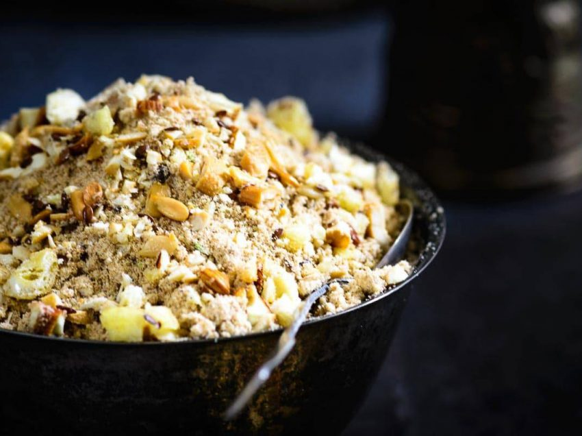 Health Benefits of Panjiri #Healthy Indian Dessert for Your Daily Treatment