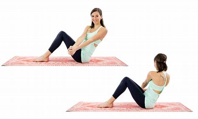 10 Optimum Benefits of Russian Twist Exercise to Shaping Waist