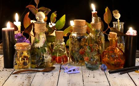 Magical List of Herbs Every Witch Should Have to Bring Good Luck and Good Life