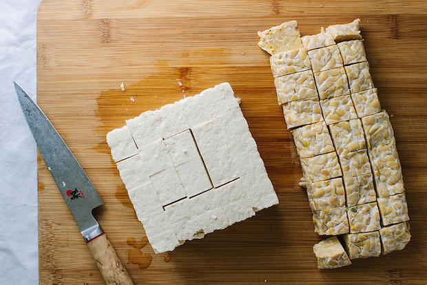 tempeh vs tofu
