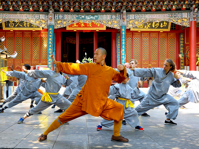 Wonderful Holistic Benefits of Shaolin Qigong – Exercise