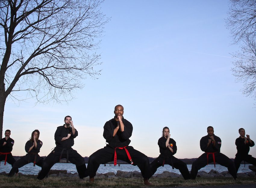 Here's The Benefits of Kung Fu Horse Stance for Physic and Mental Health