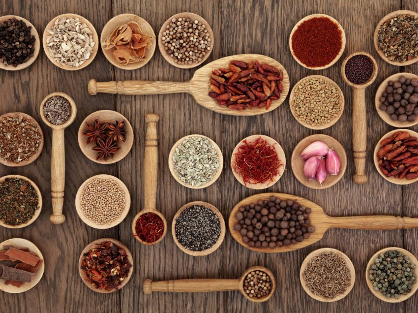 Ancient List of Greek Herbs and Spices and Health Benefits