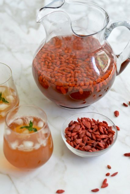 9 Notable Red Dates and Goji Berry Tea Benefits