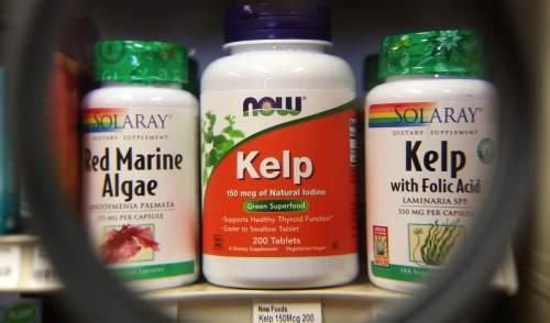 Benefits of Kelp Supplements for Skin