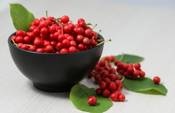15 Shocking Health Benefits of Schisandra Berry, Yummy Anti Oxidant!
