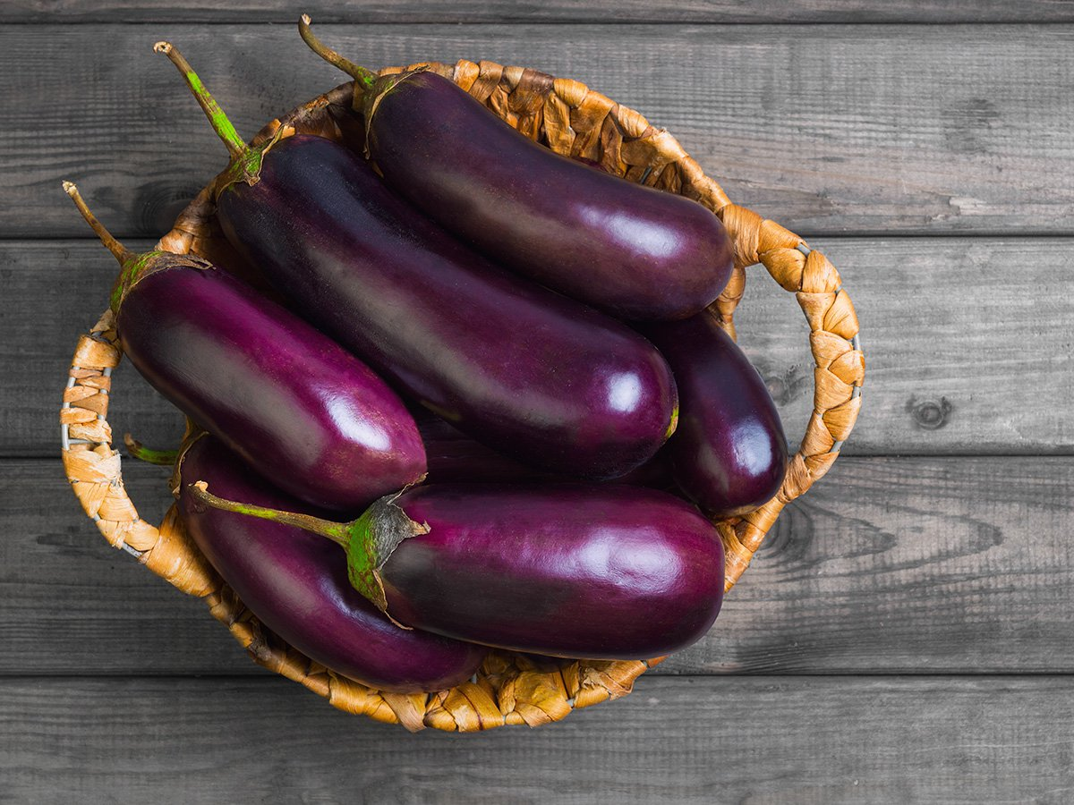 eggplant for heart health