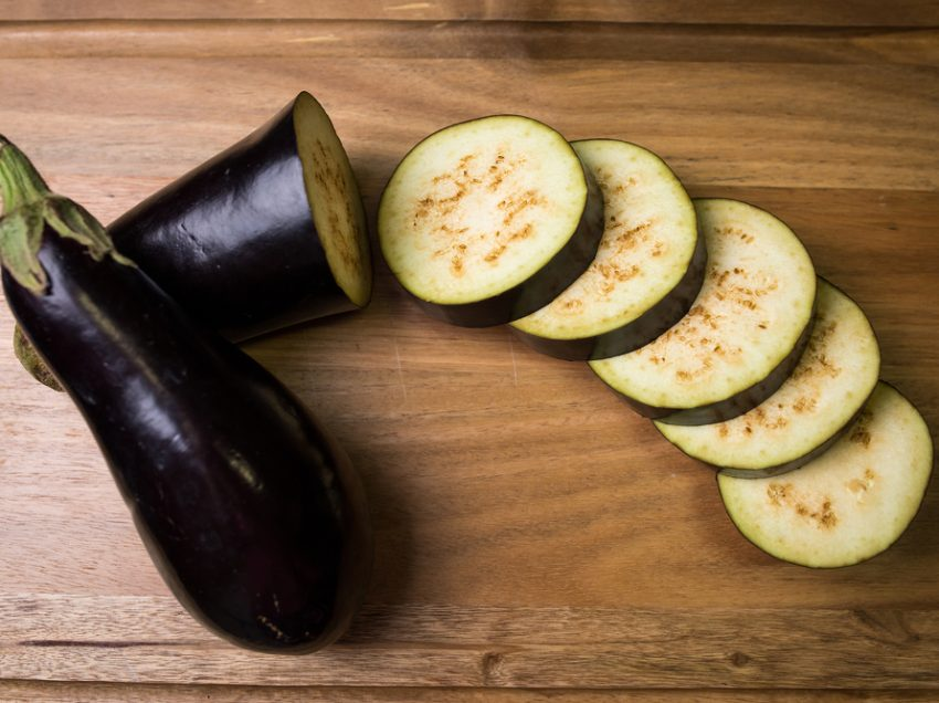 Surprising Benefits of Eggplant for Anemia #Iron Source