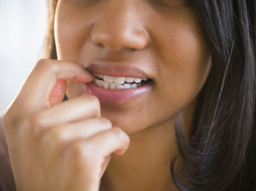 Surprising Benefits of Quitting Nail Biting #Healthy Habits