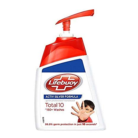 Great Benefits of Lifebuoy Hand Wash for Health – #Healthy Habits