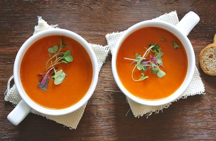 17 True Benefits of Tomato Soup For Weight Loss, Absolutely Works!