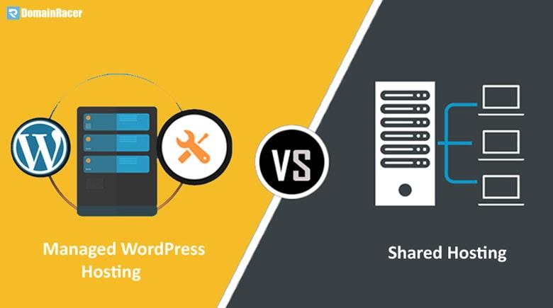 cost for managed wordpredd hosting