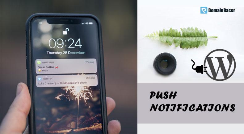 push notification plugin wordpress android