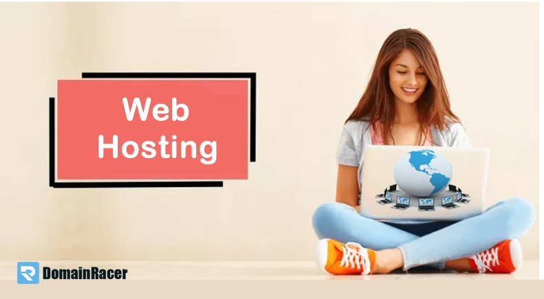 domain and website hosting