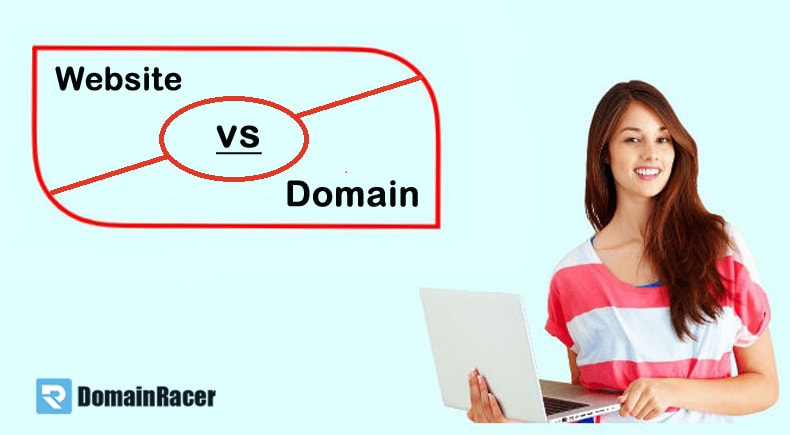 domain and website url difference