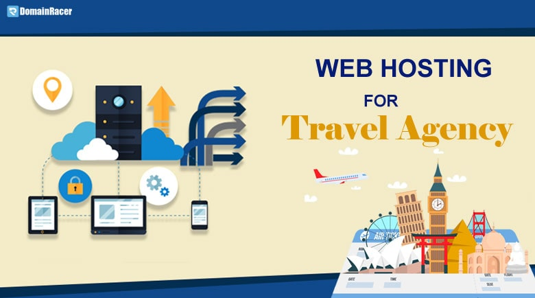 web hosting for travel agencies