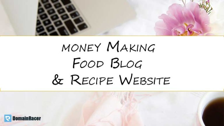 Make Money with Food Blog…!(Apply 5 Secret Techniques)