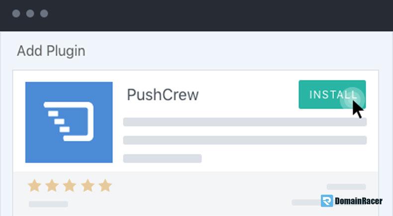 web push crew notifications