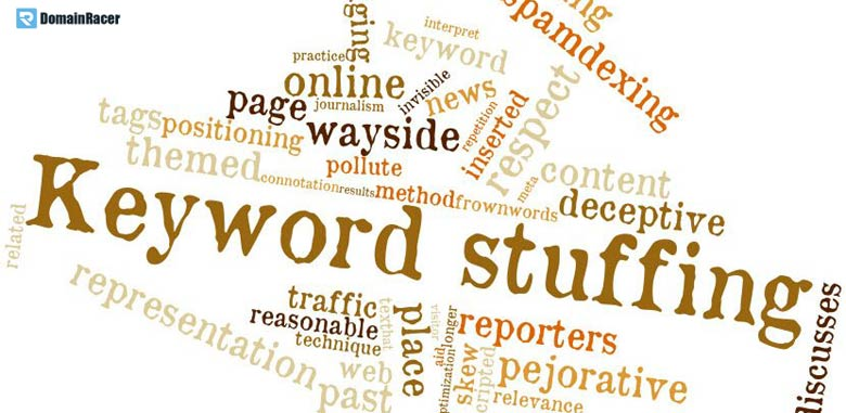 website redesign keyword stuffing