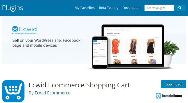 wordpress plugins ecommerce site