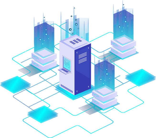 shared web hosting organization