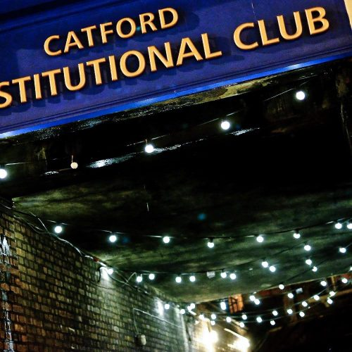 Catford Constitutional Club app