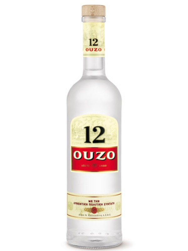 Ouzo 12 – 700 ml