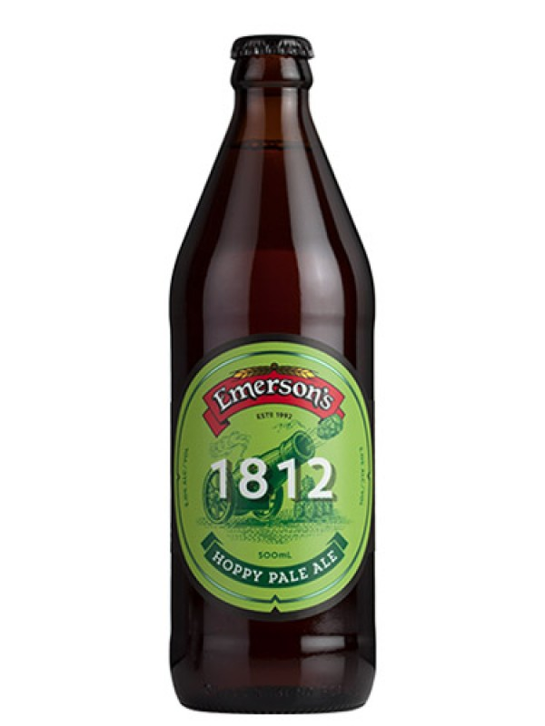 Emersons 1812 Pale Ale 330 ml 6 pack