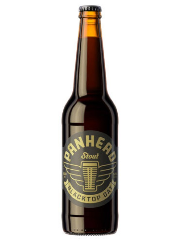 Panhead Blacktop Oat Stout 330 ml 6 pack