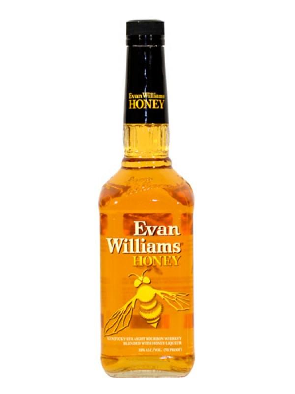 Evan Williams Honey – 750 ml