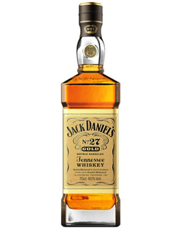 Jack Daniel's No 27 Gold – 700 ml