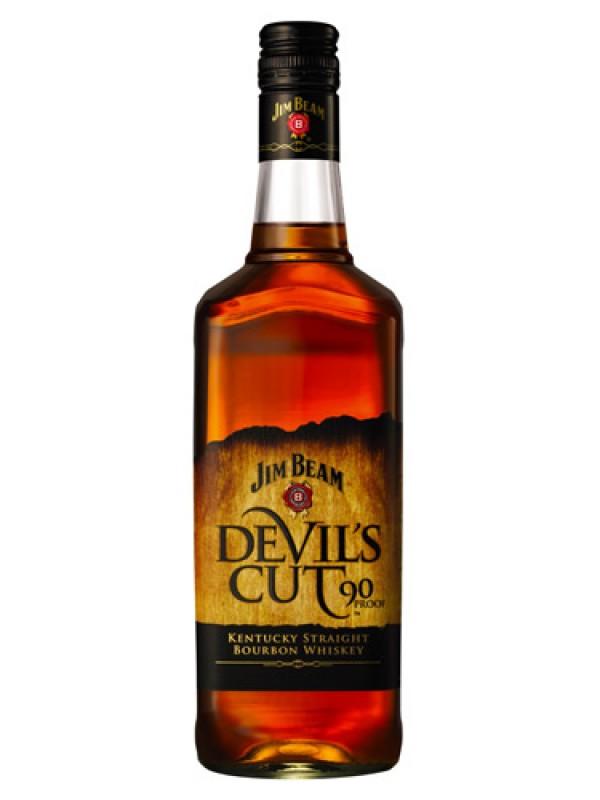 Jim Beam Devil's Cut – 1 Litre