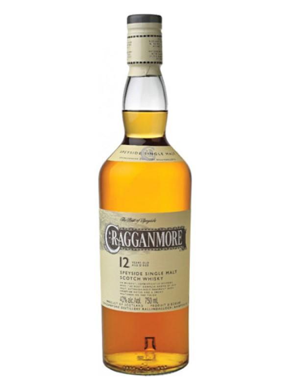 Cragganmore 12 Year – 700 ml