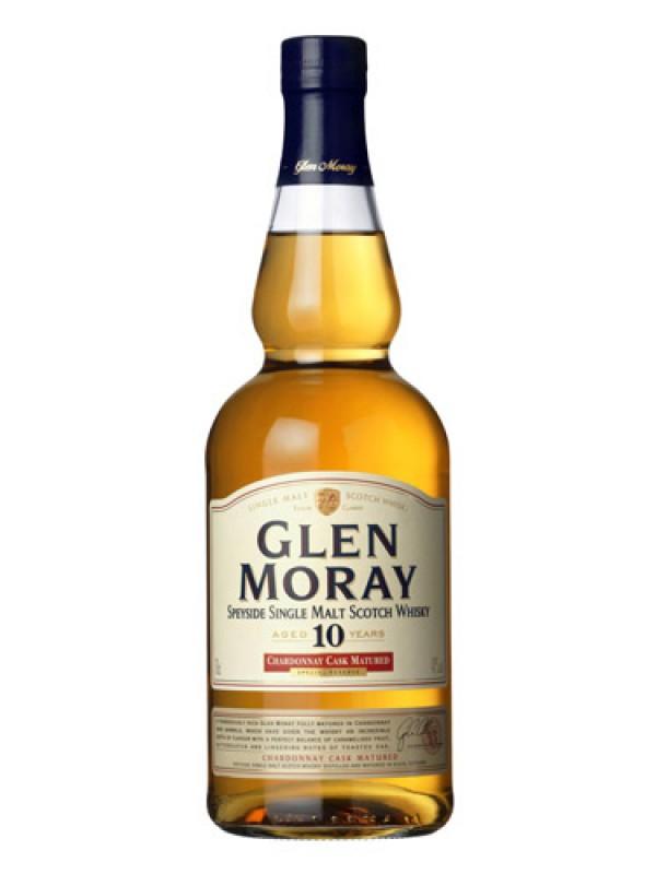 Glen Moray 12 Year Old Single Malt 750ml