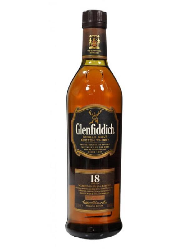 Glenfiddich 18 Years – 700 ml