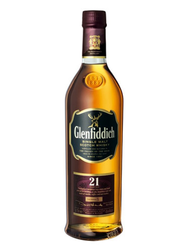Glenfiddich 21 Years – 700 ml